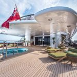 Boat Deck Material-Pvc Soft Boat Decking