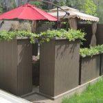 Cheap WPC flower box advantages