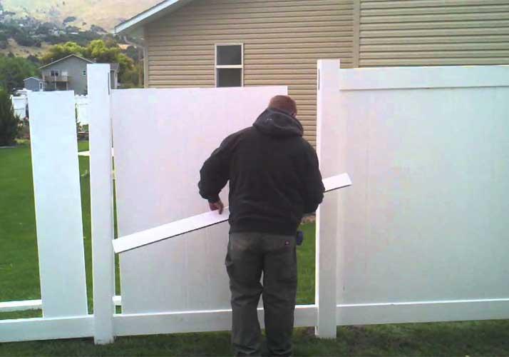 community-garden-pvc-fence-installation