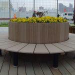 WPC flower box advantages