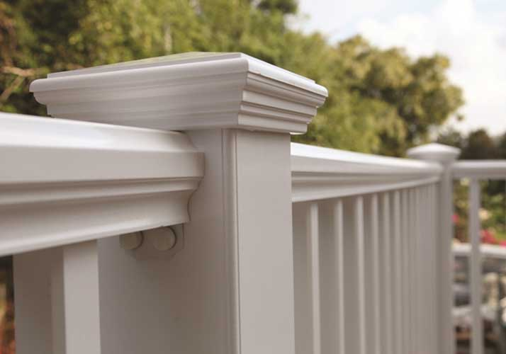 Install a durable outdoor fence