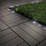 Outdoor WPC DIY flooring