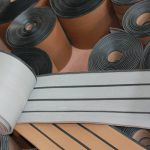 Low Cost Boat Flooring Material