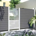 How to select the residential environmental protection wpc fence