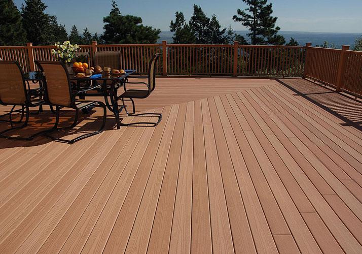 Inexpensive outdoor flooring materials