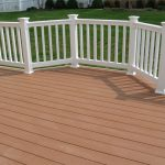Outdoor Co-extrusion WPC Decking