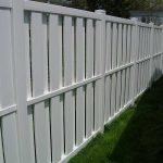 PVC Fences between neighbors