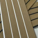 How Is The Vinyl Boat Flooring?