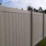 Garden wood-plastic fence